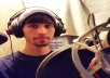 record a professional male voice for your project