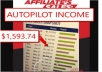 Teach Clickbank 1600 USD Per Week Autopilot Method