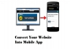 I will convert your Website into a responsive ANDROID App. Also if you want to convert some webpages into a android app, I can do that for you as well. Once you update your app, your android app will be update automatically.  