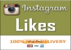 Add 20,000 Instagram Videos Likes, 100% non drop for