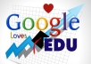 Build 20 USA Based EDU. GOV Authority Backlinks