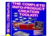 give you the complete info products creation toolkit for $35