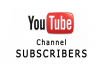deliver 50 Youtube Channel Subscribers