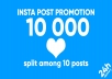 boost you Instagram profile with 10 000 Love