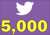 Give 5,000 Twitter Video Views
