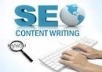 research keywords and write an SEO-Optimized 500-word article for your blog or brand.