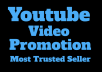 Do Non Drop Youtube Video Promotion