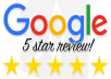 write 2 google review in 12 hours