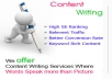 write Good Quality SEO Article Ezine Article up to 400 words