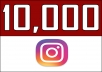 Add 10,000 Instagram Fast Non Drop Followers