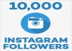 Give VIP 10,000 Instagram followers will be making your account popular. 