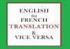 professionally translate 600 words from English to French or German in 1 day