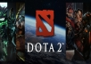 play dota 2 with you as a support.