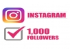 Add 1,000 Instagram Followers Real High Quality & Non Drop