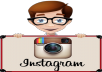 Add 7,000 Instagram followers real and permanent