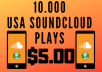 get you 10.000 SoundCloud plays