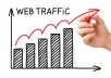 Drive 10 K WORLDWIDE human web traffic