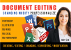 edit photoshop any docs images in 24h fast