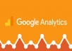 quickly set up Google Analytics