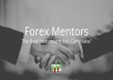be  coaching you how to earn on forex market...I have many technics and methods,which works alot