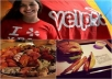 Yelp and Google 5 or 4 star positive review in 12 hrs