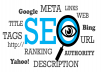 do complete seo of your website to boost Google ranking