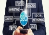 provide best seo for your website