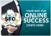 do full Onpage SEO analyze improve site Ranking and fix all for $5