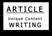 Write a 500 word news article on any subject