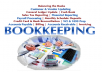 Handle your bookkeeping, Accounting & Quickbooks