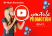 Do organic Youtube music video promotion