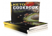 give you the keto diet cookbook with 60 recipes MRR