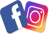 give you 100 followers for facebook and instagram