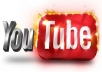 Give You High Quality 1200+YOU TUBE views