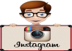 provide you real permanent 1100 active instagram followers