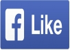 give you Real and active 200+ UK Facebook Fanpage like