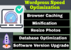 do wordpress speed optimization and increase speed your website