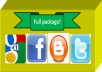 create backlinks to your site/blog/url