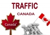 drive High quality real CANADA TRAFFIC with live Statistics Analytics
