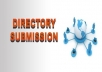 do 500 Directory submission for your website