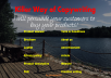 do SEO friendly copywriting