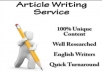 write top quality digital marketing or technology articles