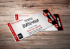 design ticket for any event