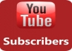 Give You 600+ YouTube Subscribers 100% Non Drop Guaranteed & High Quality