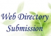 submitting directories are useful for backlinking, But finding original directories is not an easy task. Try to ignore such directories which ask you create a backlink to the directory on your blog. Don't use any auto directory submission tool to submit directories. It will create spam links and your blog will no more remain in search results.