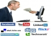 Promote link on FB among 5000 friends+6000 subscribers