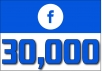 Add 30,000 FB (Adbreak) VIDEO VIEWS