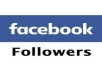 Provide you 2000 Facebook Followers