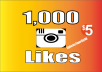 Add super instant 1000+ Instagram Likes for post / photo safe and stable.