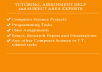 This service offer tutoring, assignment consulting and subject area experts in; * Computer Science * I.T * Programming Tasks * Research Projects * Any other related task